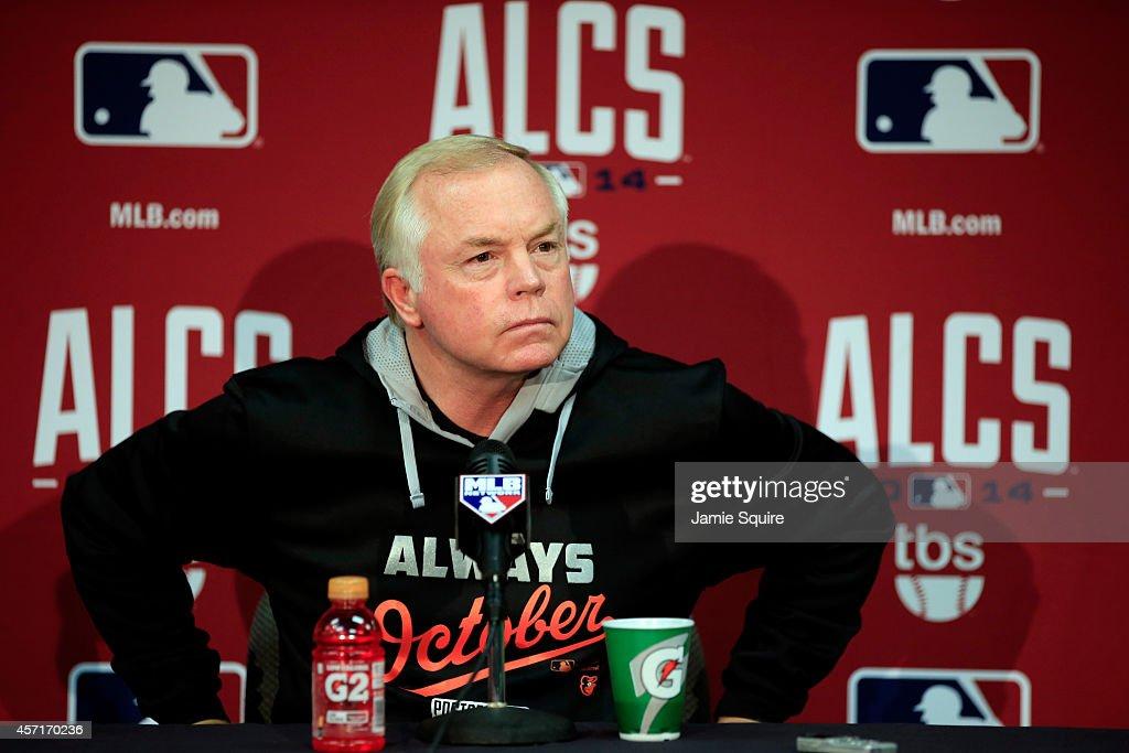 ALCS - Baltimore Orioles v Kansas City Royals - Game Three
