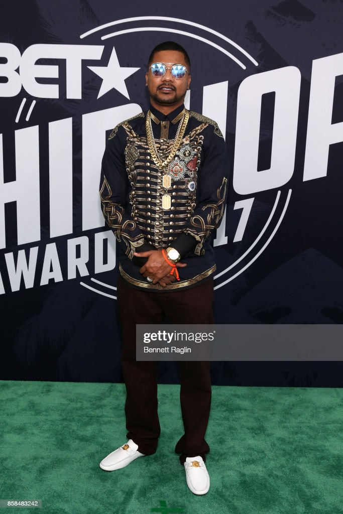Buck Thomas attends the BET Hip Hop Awards 2017 at The Fillmore Miami Beach at the Jackie Gleason Theater on October 6, 2017 in Miami Beach, Florida.
