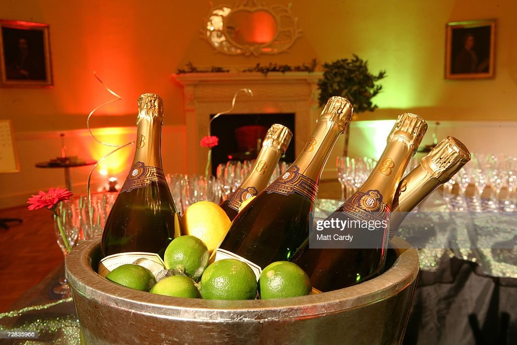 Christmas Party Season Begins In The UK : News Photo