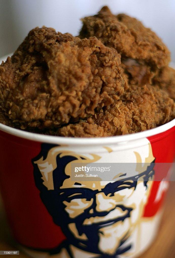KFC To Stop Using Trans Fats : ニュース写真