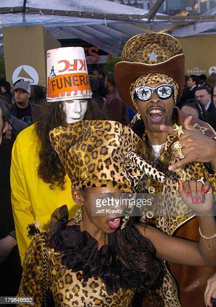 Buckethead Bootsy Collins and members of Parliament/Funkadelic