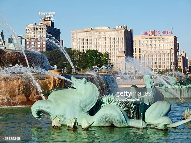 Buckingham Fountain Chicago, Illinois
