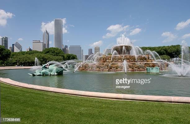 Buckingham Fountain, Chicago