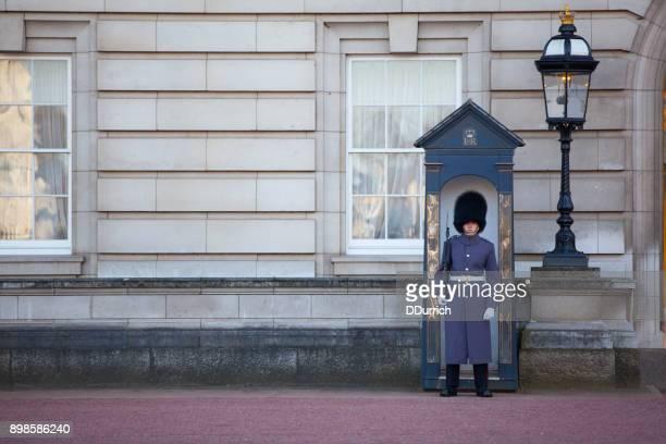 Buckingham Palace, Central London, UK