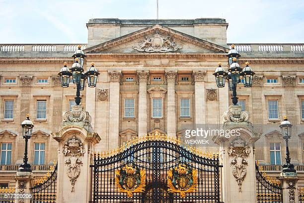 Buckingham Palace in London, United Kingdom
