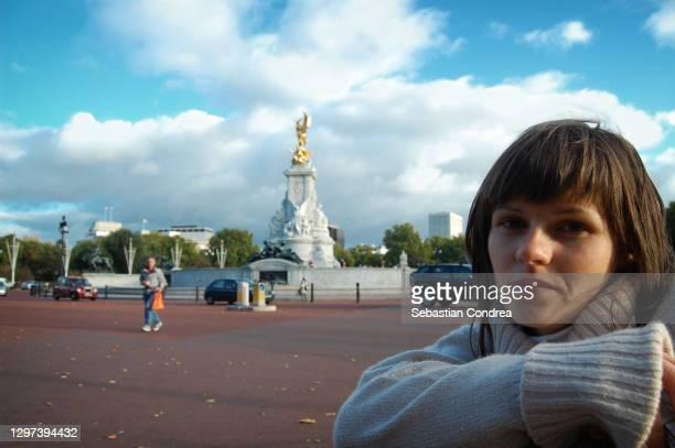 buckingham palace, london, england, uk. - buckingham palace stock pictures, royalty-free photos & images