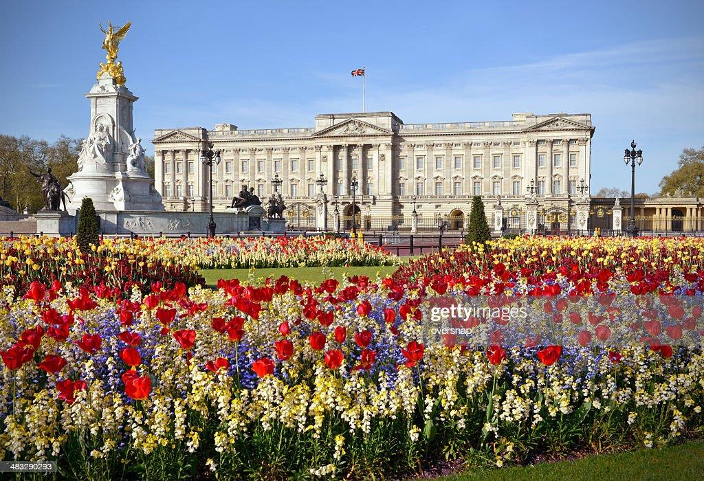 Buckingham Palace : Stock Photo