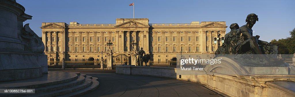Buckingham Palace : Foto stock