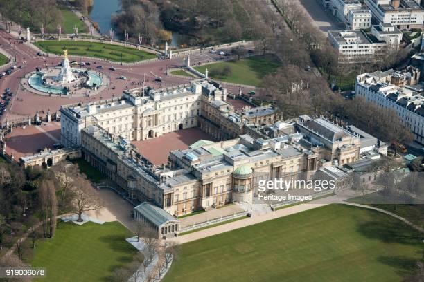Buckingham Palace, Westminster, London, 2015.