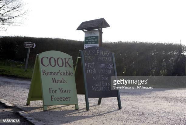 Bucklebury Farm Park West Berkshire