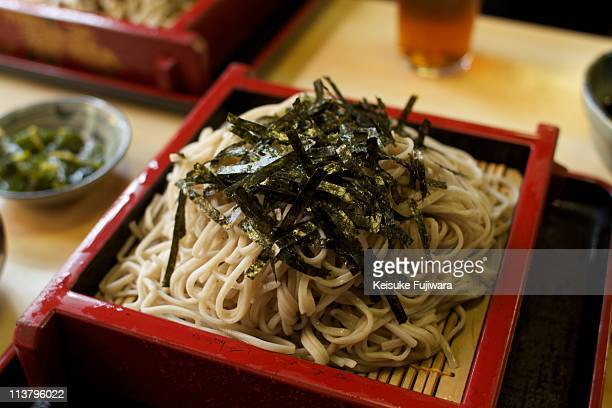 buckwheat - soba stock pictures, royalty-free photos & images