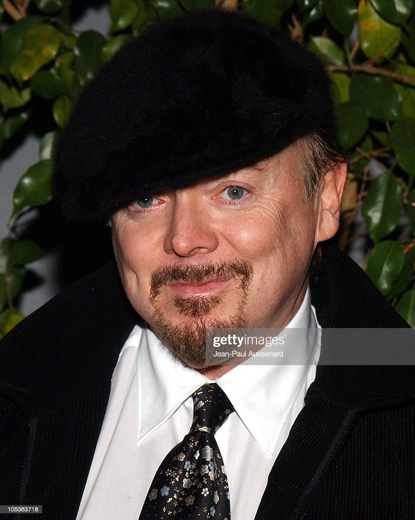 Bud Cort during 'The Life Aquatic with Steve Zissou' Los Angeles Screening at Harmony Gold Theater in Hollywood, California, United States.