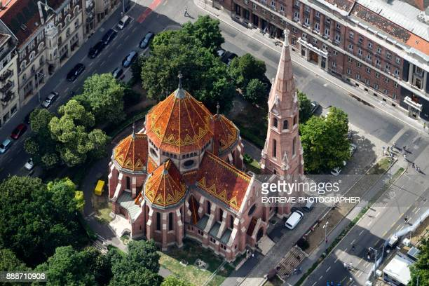 Buda reformierte Kirche in Budapest