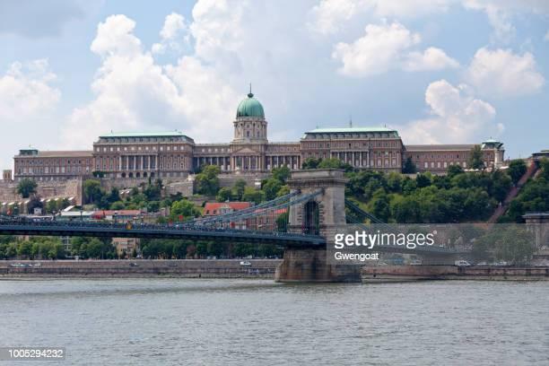budaslottet i budapest - gwengoat bildbanksfoton och bilder