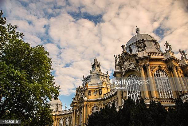 World S Best Modern Arts Museum Of Budapest Stock Pictures