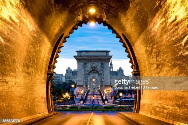 Budapest - Chain Bridge