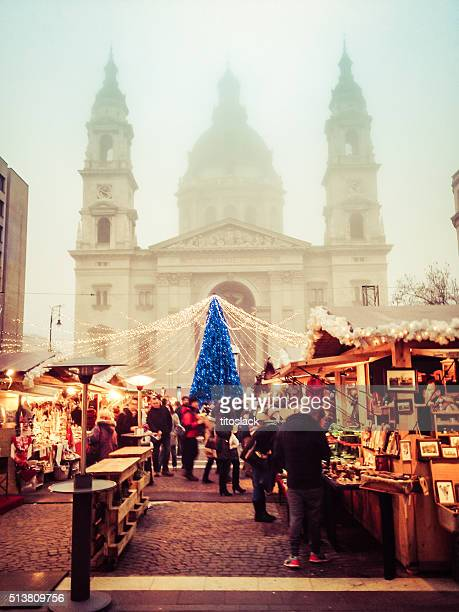 Budapest Mercatino di Natale