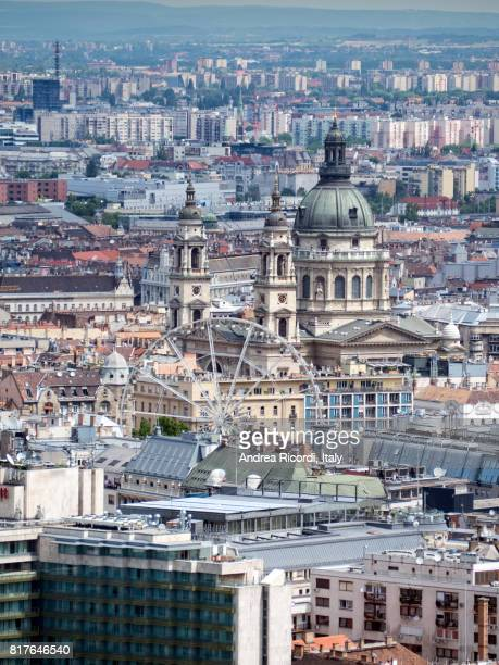 Budapest cityscape, Hungary
