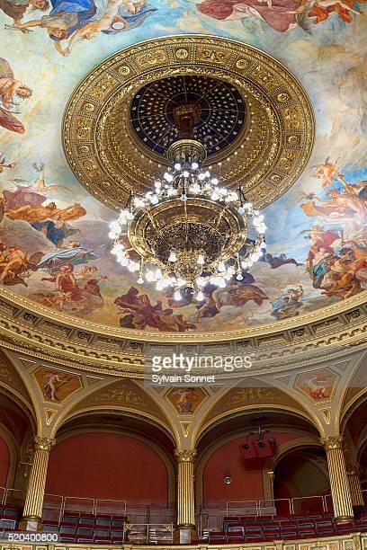 Budapest, Hungarian State Opera House