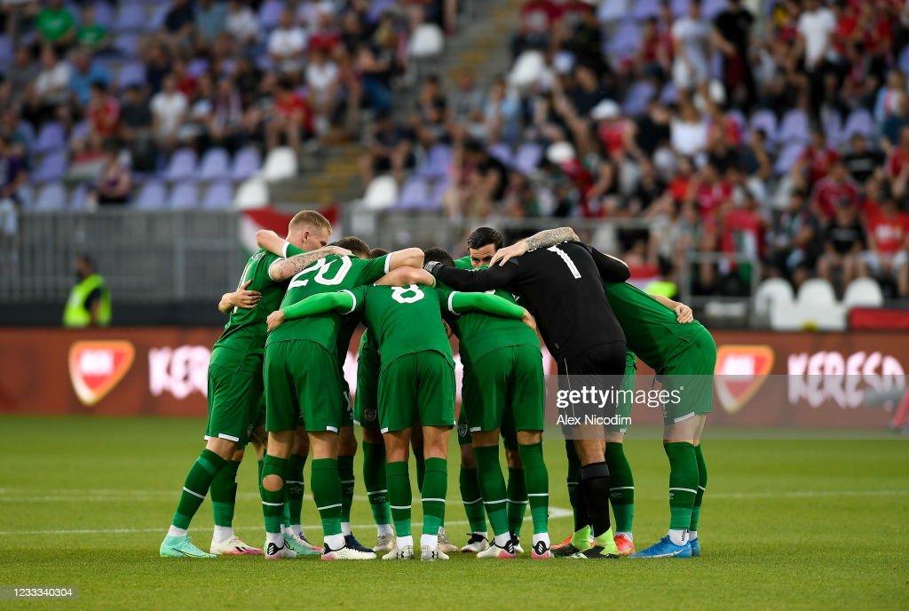 Hungary v Republic of Ireland - International Friendly : News Photo