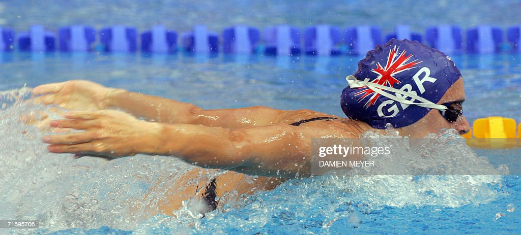 Great Britain's Terry Dunning competes i : News Photo