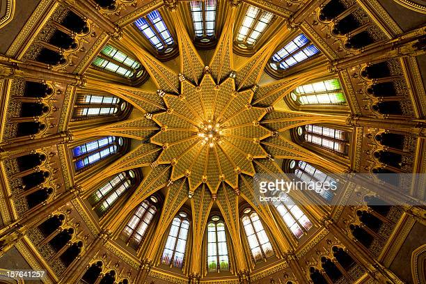 budapeste, hungria - sede do parlamento húngaro - fotografias e filmes do acervo
