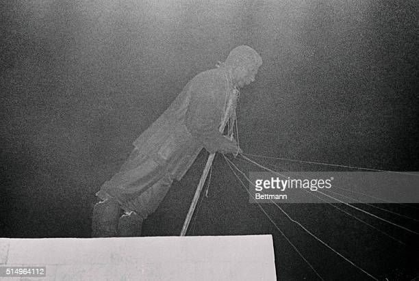 Stalin Statue Pulled Down A swarm of Hungarian patriots attach ropes and wires to a huge statue of Joseph Stalin which they used to topple the...