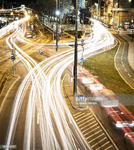 Y - Budapest Lights