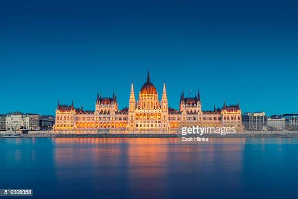 budapest parliament - budapest stock pictures, royalty-free photos & images