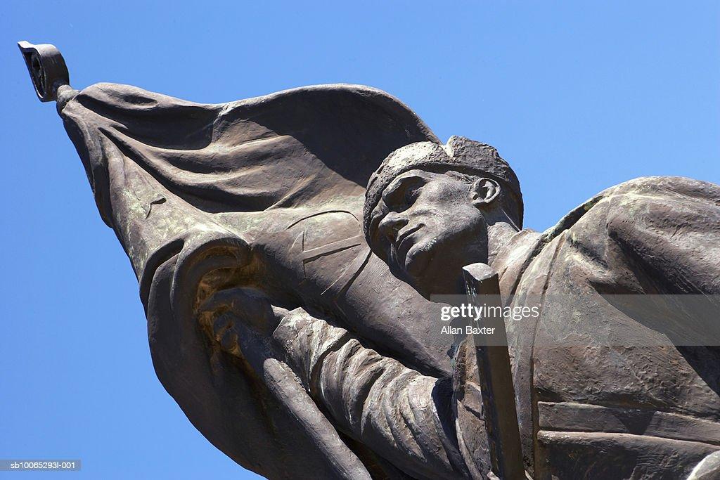 Budapest sculpture park : Foto stock