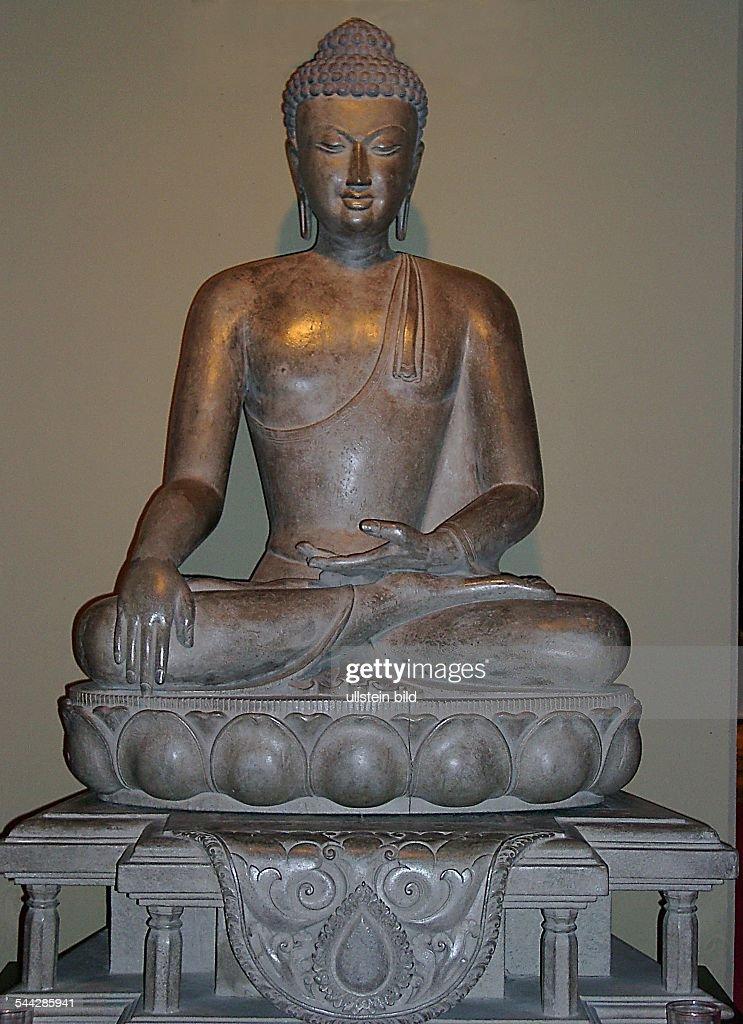 Buddha Akshobhya, der Unerschuetterliche, verkoerpert die