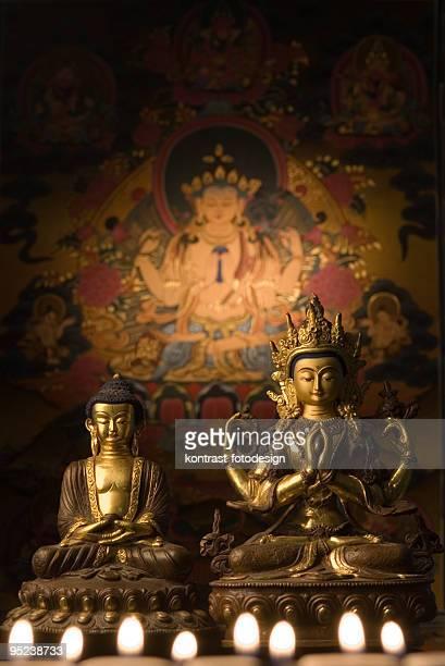 Bouddha de Shiva
