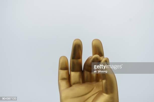 buddha hand - buda fotografías e imágenes de stock
