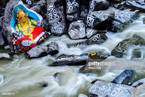 Buddha Near the River