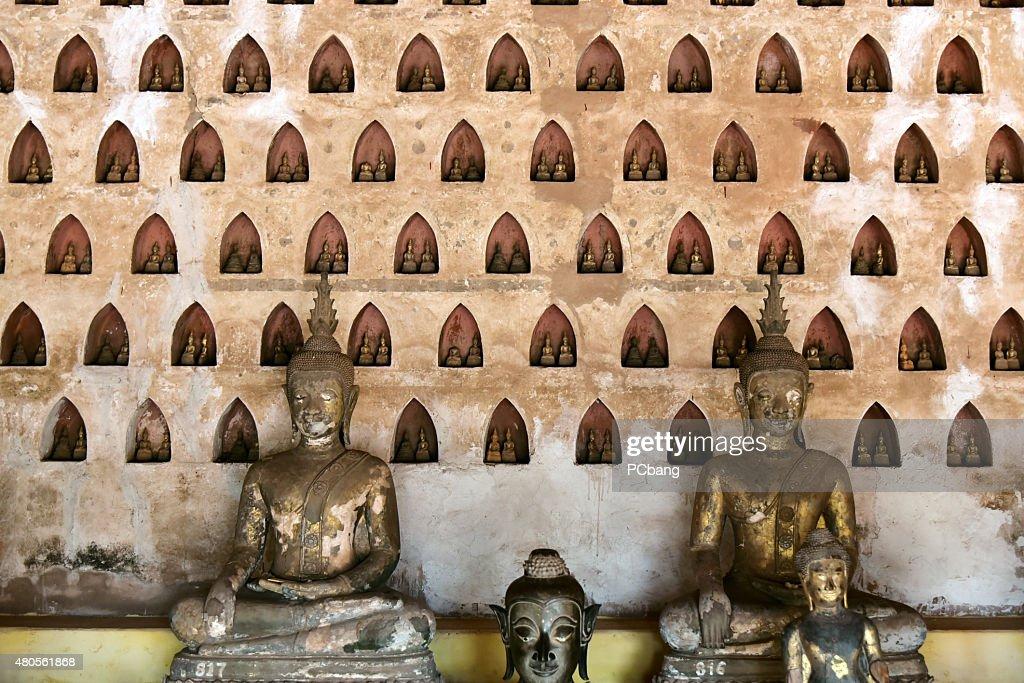 Buddha placed : Stock Photo
