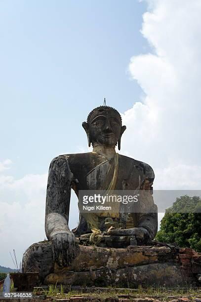 Buddha Satue Ruin, Phonsavan, Laos