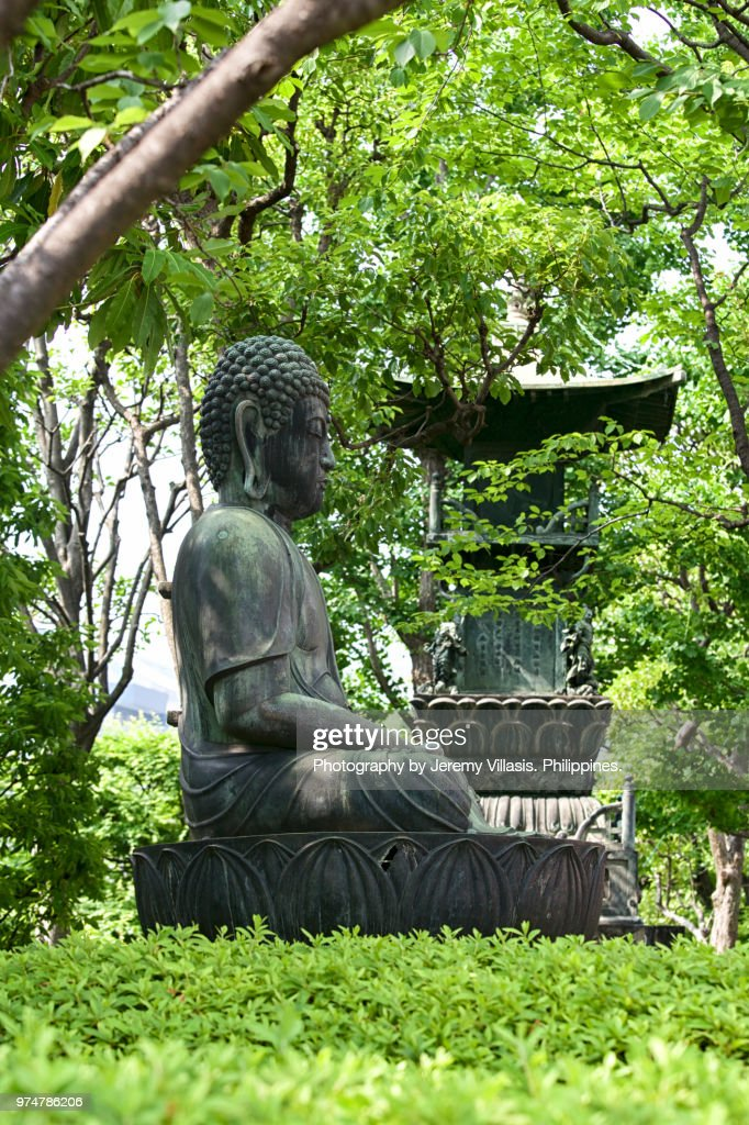 Buddha, Senso-ji : Stock Photo