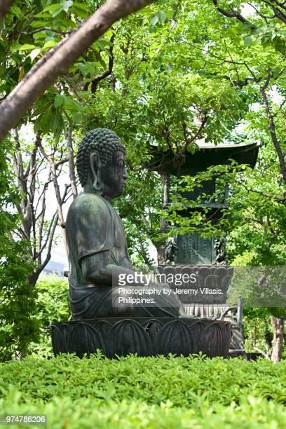 Buddha, Senso-ji