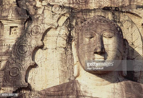 buddha statue - sirulnikoff stock photos and pictures