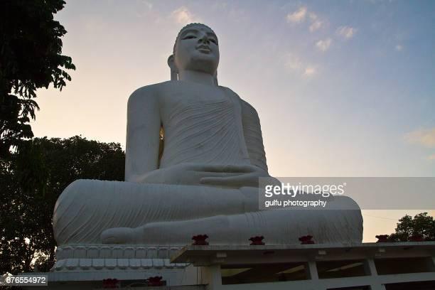 Buddha Temple at kandy  Sri Lanka