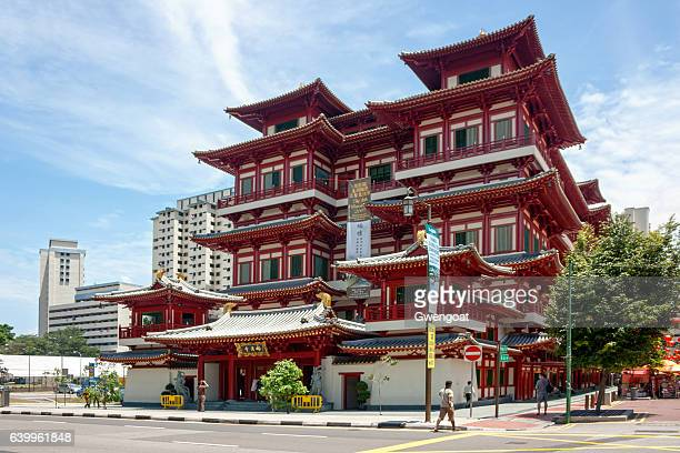buddha tooth relic temple - antiquities stock pictures, royalty-free photos & images