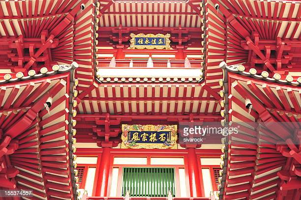 Relique Temple bouddhiste de dent Singapour