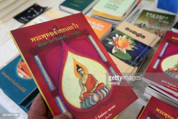 Buddhist books The Buddha and his teachings Geneva Switzerland