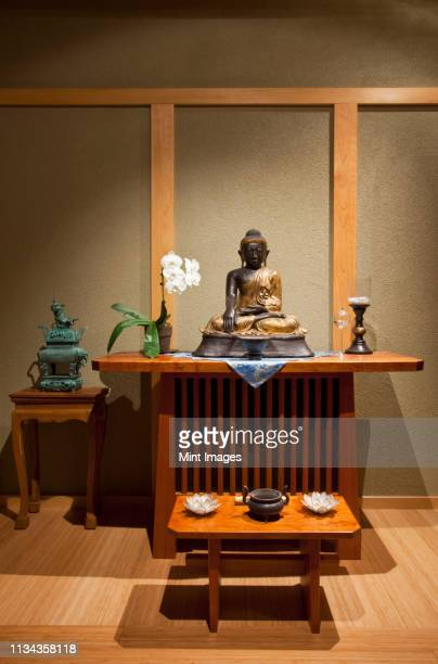 Buddhist Chapel at the US Air Force Academy