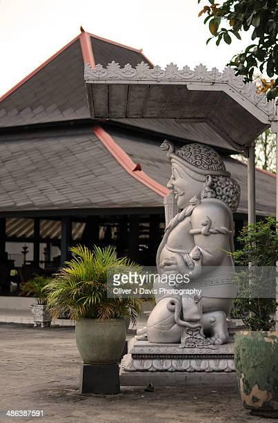 Buddhist Guardian Statue, Sultan's Palace (Kraton)