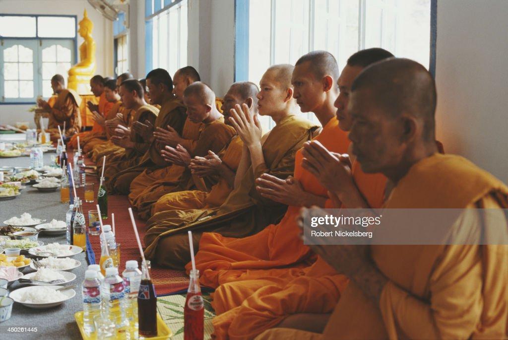 Buddhist Aids Hospice : News Photo