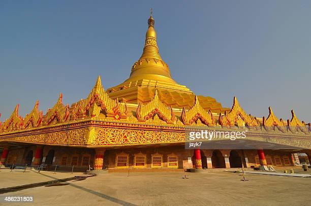 Buddhist Pagoda Mumbai