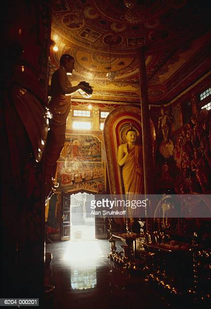 buddhist temple - sirulnikoff stock photos and pictures