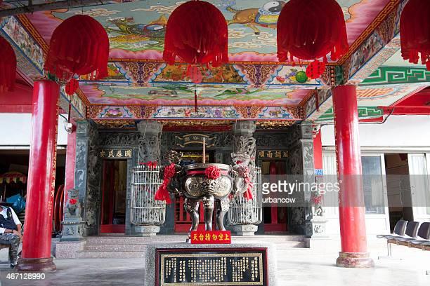 Buddhist temple, Taitung, Taiwan