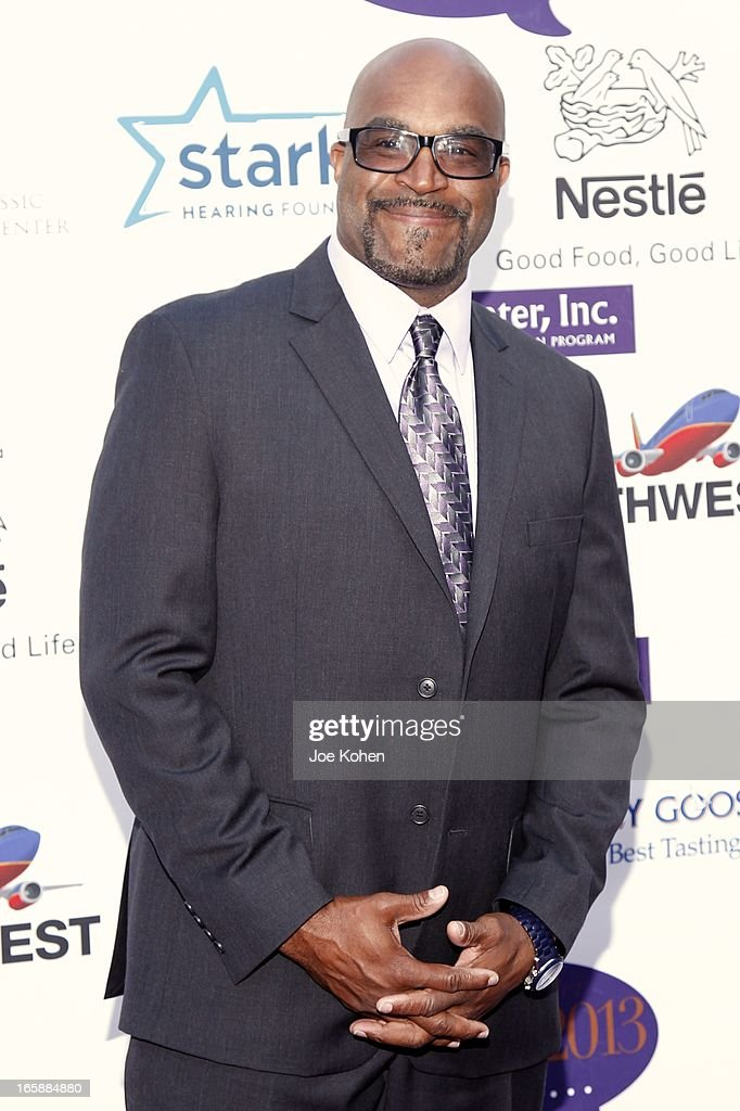 Buddie Lewis attends the Jenesse Silver Rose Gala and Auction at Vibiana on April 6, 2013 in Los Angeles, California.